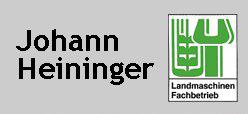 Willkommen bei Johann Heininger Landtechnik